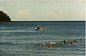 bathing at Kings Bay Beach.jpg (21769 bytes)